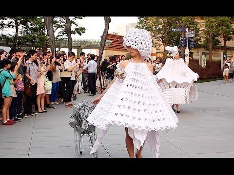 Risultati immagini per origami fashions