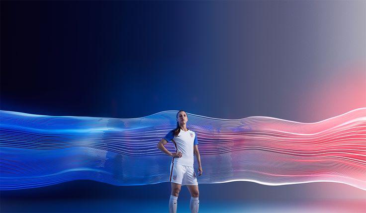 2016 USA National Team Jerseys Unveiled - U.S. Soccer