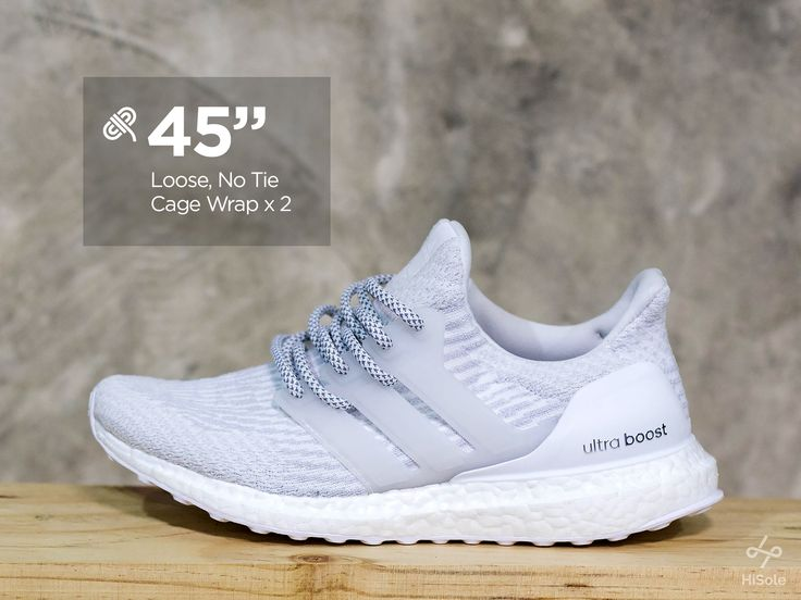 Who knew we could wrap our laces through the cage? . . Tips for boosting your Ultraboost #shoes #sneakers #adidas #ultraboost #laceswap #fashion // See more on our page : www.facebook.com/hisolethailand
