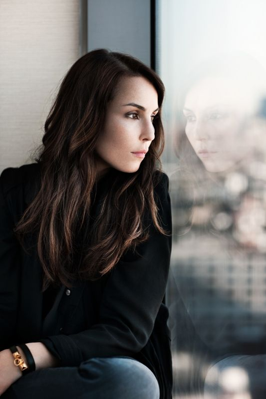 Noomi Rapace - Original Girl with the Dragon Tattoo Girl Crush