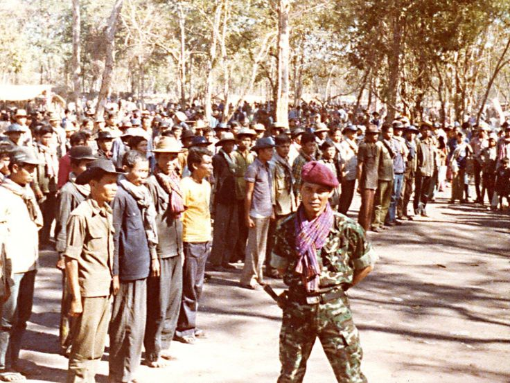 """MPR's Greg Barron reported from the refugee camps on the Thai-Cambodia border and produced a 1979 documentary titled, """"Trampled Grass."""" He revisits that story in his new documentary, """"Follow the Moon."""""""