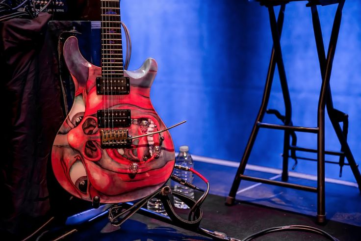 On Stage with King Crimson: The Live Rig of the Radical   Reverb
