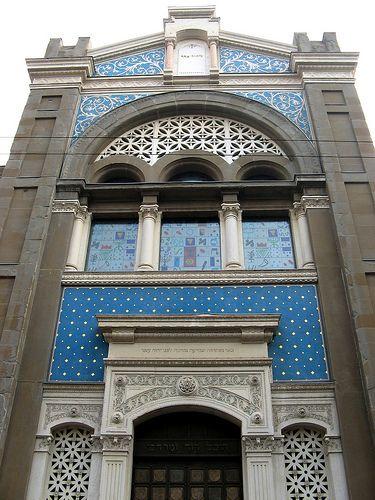 Milan Synagogue  #TuscanyAgriturismoGiratola
