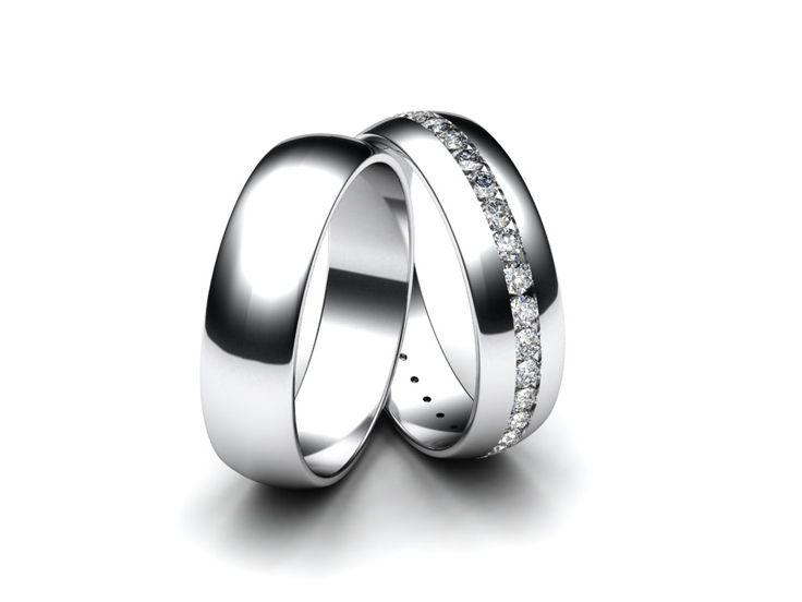 Aiola Snubní prsteny A31