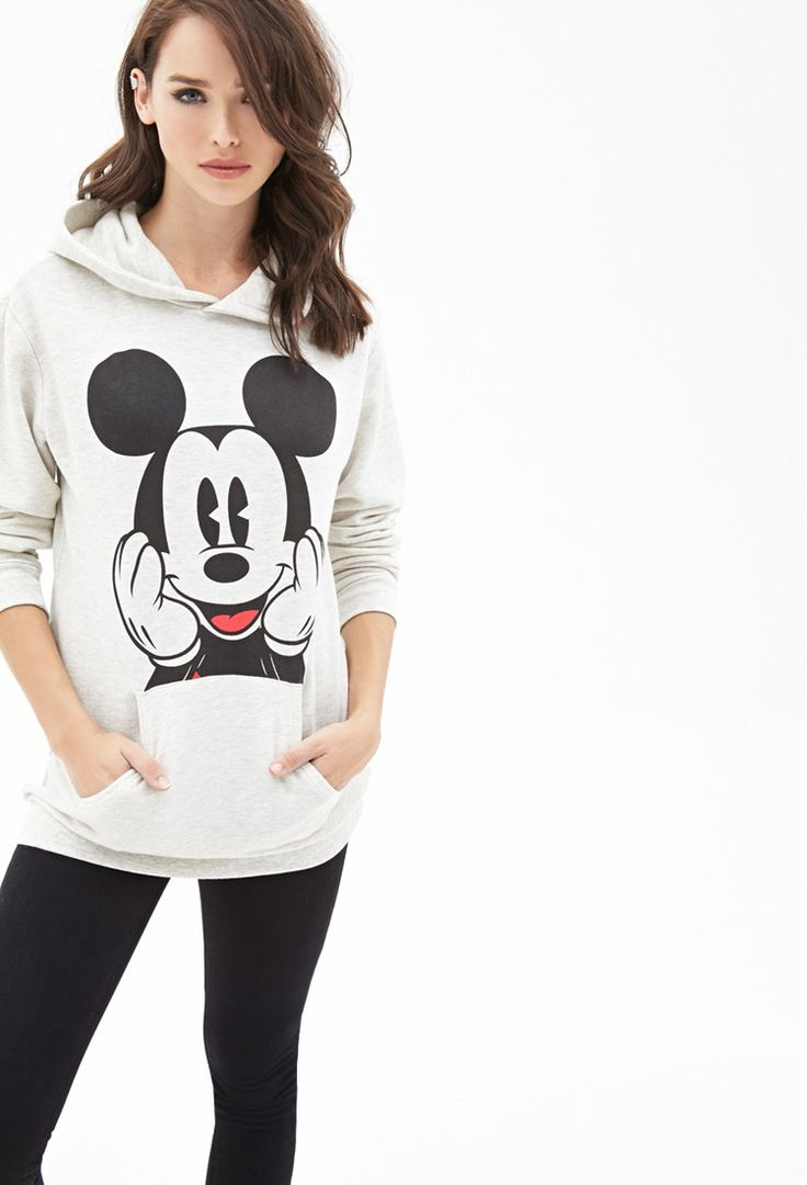Mickey Mouse Graphic Hoodie