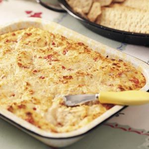 Sun-dried Tomato Dip - awesome stuff! make this all the time!