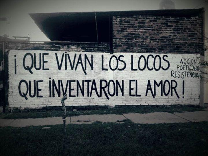 Acción poética Resistencia #Acción Poética Resistencia #accionpoetica