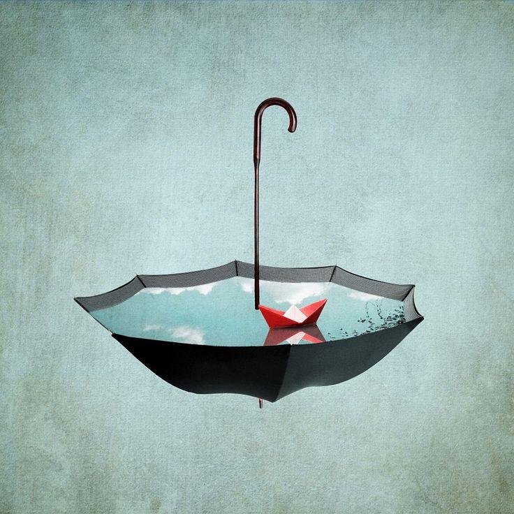Ιστιοπλοΐα την ομπρέλα του Davide Γκρέτζιο για 500px