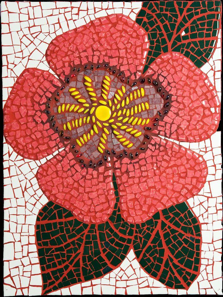 17 best images about mosaics on pinterest ceramics oak for Egg mosaic design