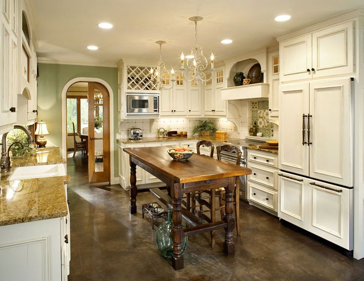 White Country Galley Kitchen 49 best kitchens images on pinterest | dream kitchens, kitchen and