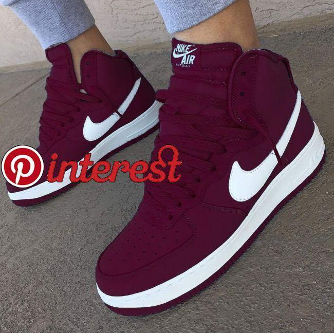 Burgundy enters | Nike schuhe, Schuhe, Nike schuhe damen