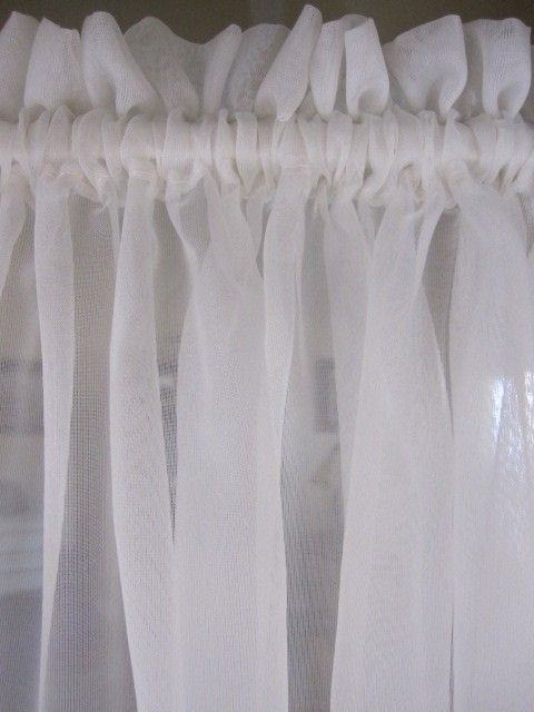 Curtains Ideas 60 wide curtains : 17 Best images about Vintage Sheer Curtains on Pinterest | Macrame ...