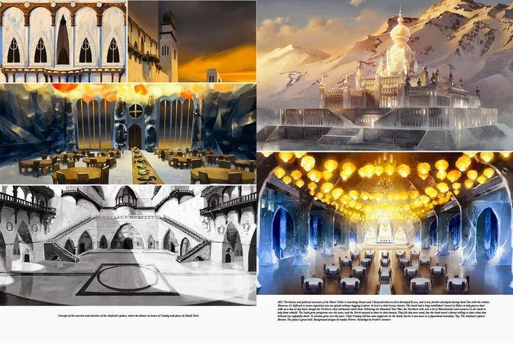 Libro 3 completado + 4 imágenes del Artbook del Libro 2 | Estado Avatar: La Leyenda de Korra ONLINE