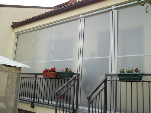 Tenda veranda invernale con tessuto vinitex antingiallimento (8)