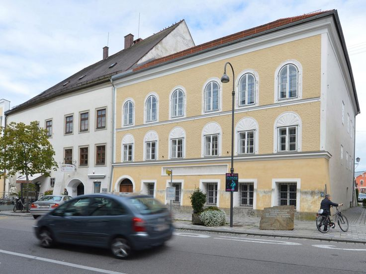 Austrian MPs vote to seize Adolf Hitler's childhood home to reduce neo-Nazi appeal