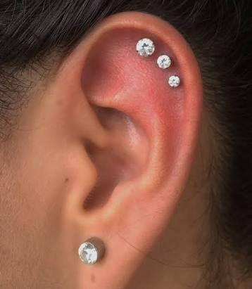 Resultado De Imagen Para Piercing Piercings Ear Piercings