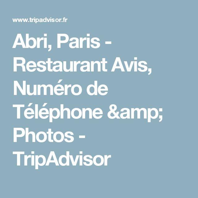 1000 id es sur le th me abri du bar sur pinterest bars for Restaurant abri paris