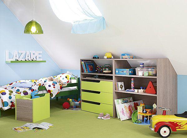 the 19 best images about meubles rangement sous pente en carton on