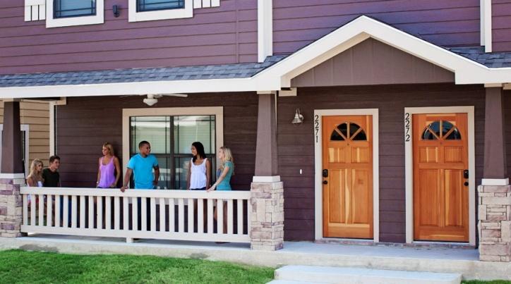 201 Telluride St. Aspen heights, Modern cottage, Student