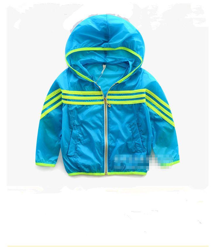 Младенцы защита от солнца одежда дети весна верхняя одежда младенцы пальто ( тонкий ткань )