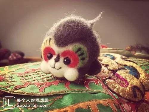 "Who said ""monkey raid"" ugly, obviously very Meng good wow! _ NetEase LOFTER_ Portal"