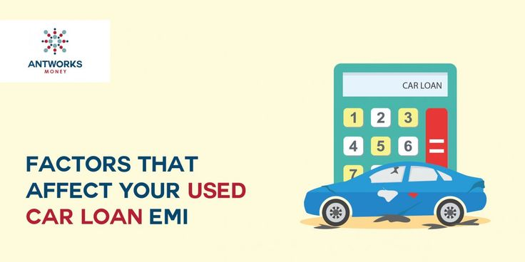 Taking a used car loan to finance your vehicle? Wondering, if there is any way to reduce your EMI? Check out bit.ly/2tsLJ2n these factors that influence your used car loan. Make them work in your favour to reduce the EMI.