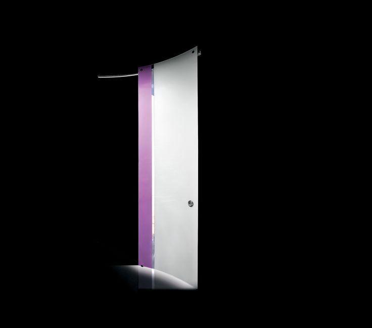 SystemZero Curvo * mod.Bi-color * Grape-White