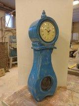 Hodiny - Modré hodiny - 5052912_