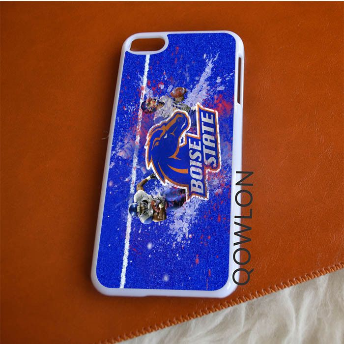 Boise State Broncos Players iPod Touch 6 | 6TH GEN Case