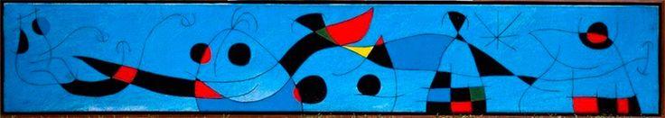 La Fundación Mapfre presenta un espacio permanente dedicado a la obra de Joan Miró: http://www.guiarte.com/noticias/espacio-miro-fundacion-mapfre.html