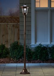 Westinghouse Solar LED Outdoor Post Lamp for $70  free shipping #LavaHot http://www.lavahotdeals.com/us/cheap/westinghouse-solar-led-outdoor-post-lamp-70-free/176553?utm_source=pinterest&utm_medium=rss&utm_campaign=at_lavahotdealsus