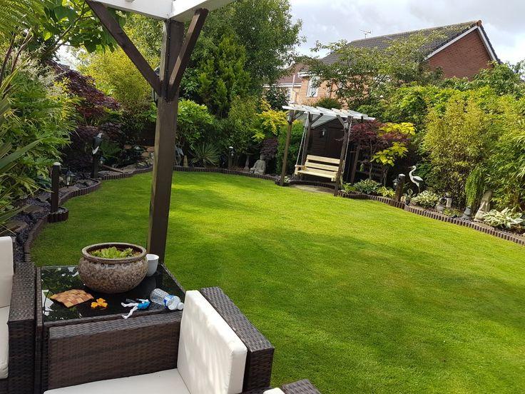 Nice small garden