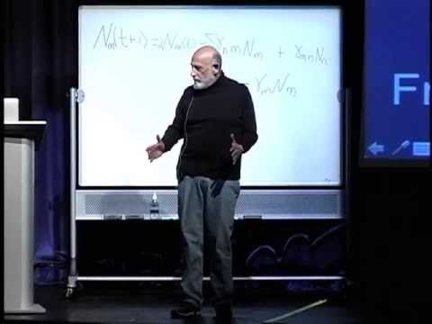 Why is Time a One-way Street? Dr. Leonard Susskind @ the Santa Fe Institute