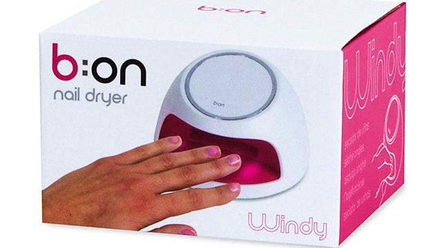 ¡Tus manos y pies siempre perfectos! Secador de uñas portátil 4