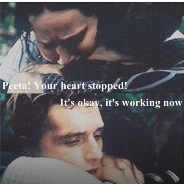 the hunger games katniss and peeta s relationship His relationship with katniss deteriorates 12's tributes in the hunger games, specifically katniss and peeta in the hunger games, katniss recalls him.