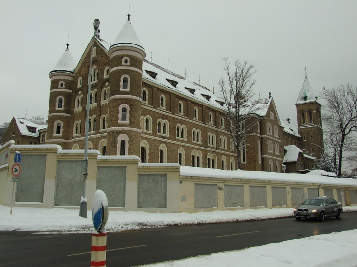 Česko, Praha - Smíchov-Kostel sv.Gabriela