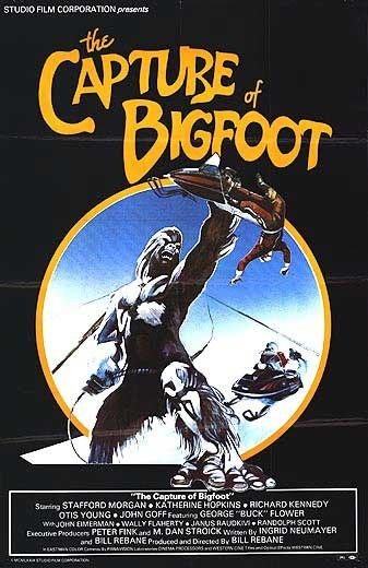 The Capture of Bigfoot Movie Poster
