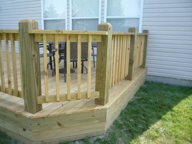 29 Best Images About New Deck Ideas On Pinterest Wood