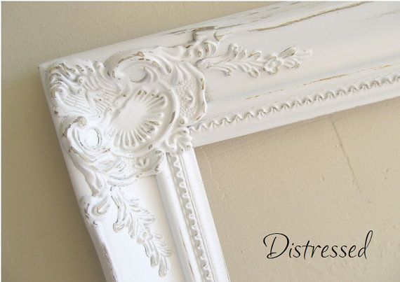 Gesso Picture Frame Large Ornate Picture Frame For by ShugabeeLane, $169.00