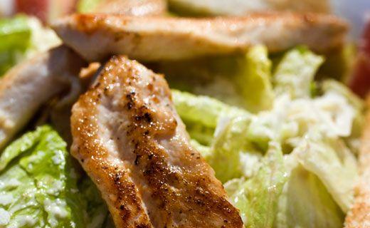 Epicure Buffalo-style Chicken Caesar Salad