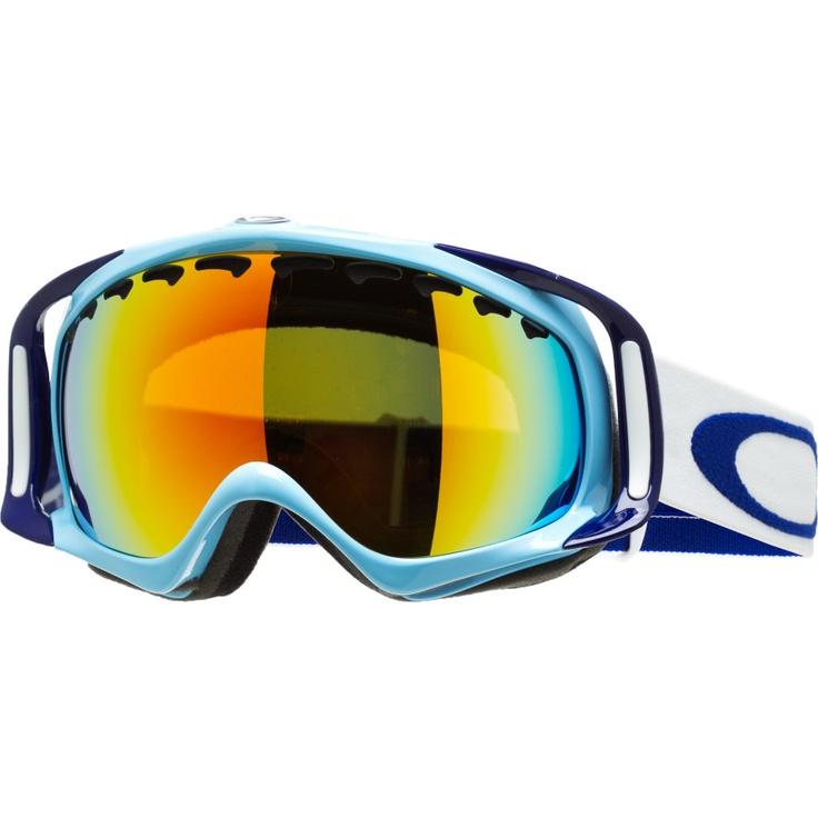best oakley ski goggles hr2x  Oakley Crowbar Goggle