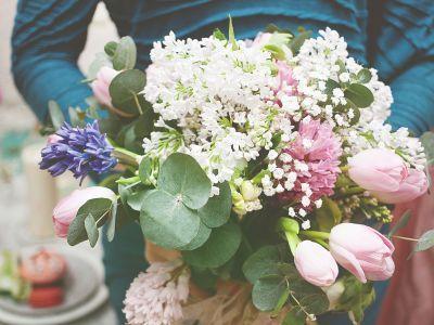 10 ideias para decorar seu casamento com a planta que está na moda: o eucalipto!
