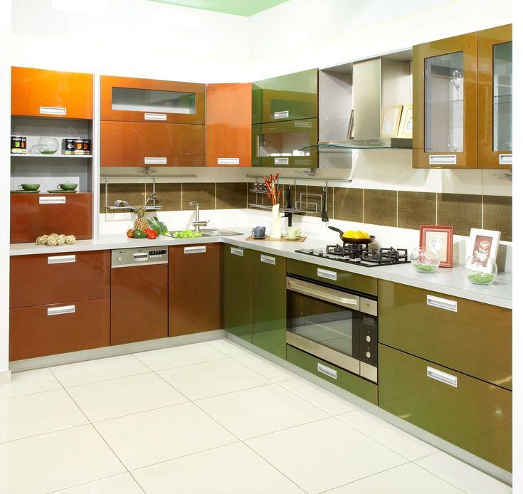 Кухня эмаль Хамелеон на заказ — Фабрика мебели «Новые кухни»