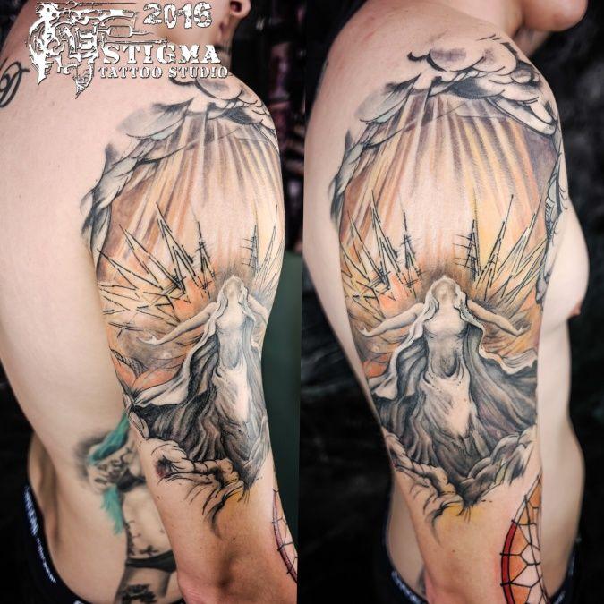 stigma tattoo
