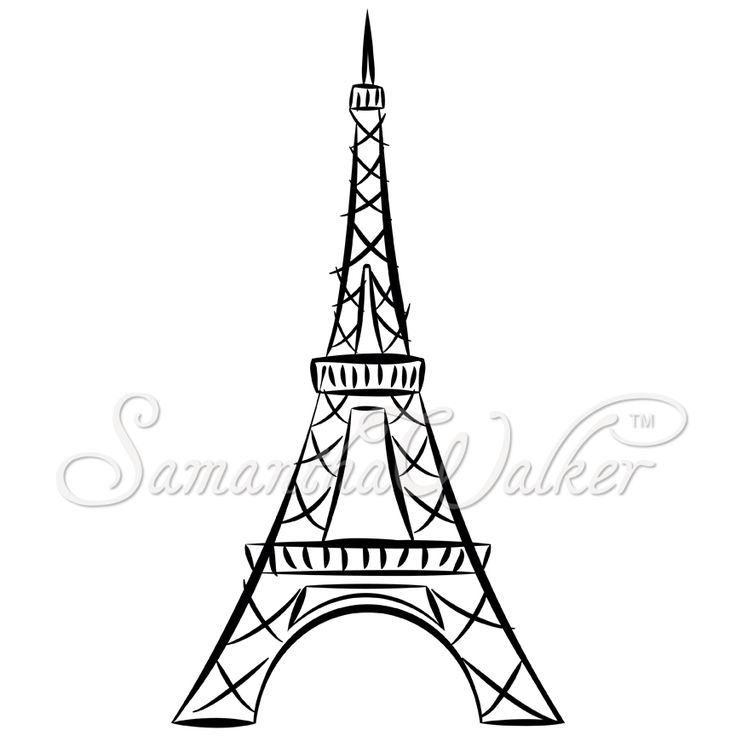 Line Drawing Eiffel Tower : Best eiffel tower drawing ideas on pinterest