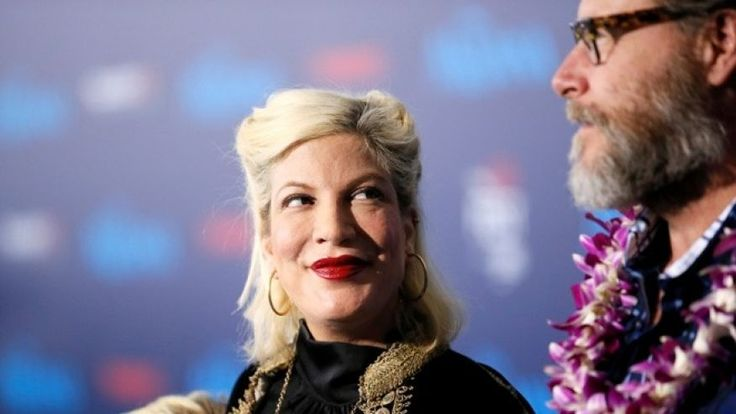 Tori Spelling and Dean McDermott's bank accounts have been 'drained' by the IRS