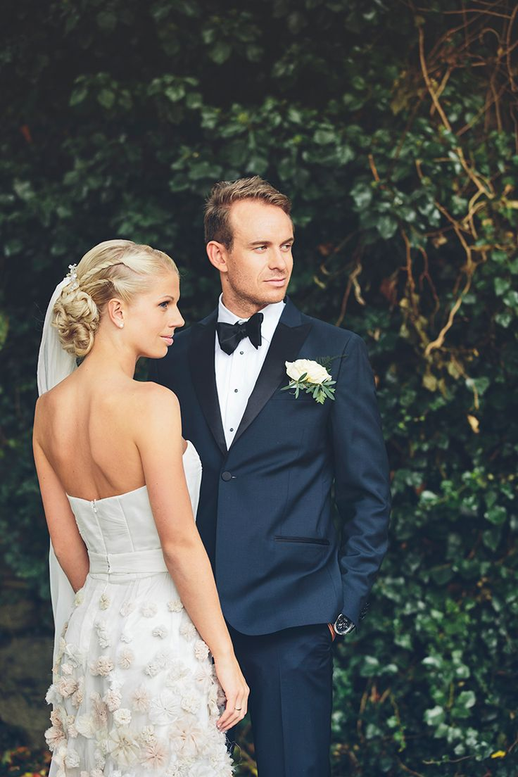 Bryllupsfotografering | Maren og Kristoff