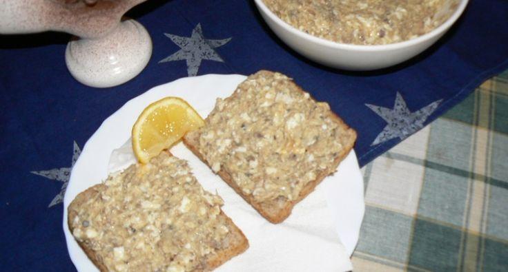 Makrélakrém - szendvics | APRÓSÉF.HU - receptek képekkel