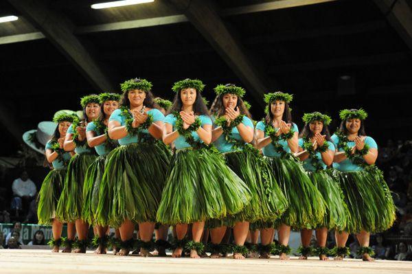 enaguas para danza hawaiana bellas!