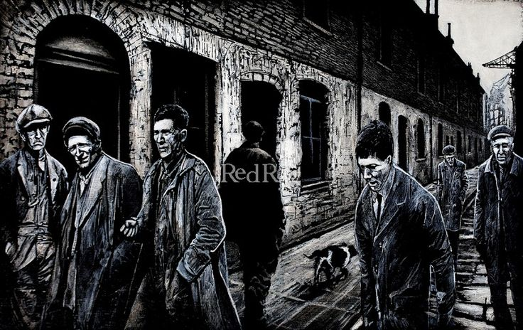 Ryan MUTTER - Streets of Old Grafters